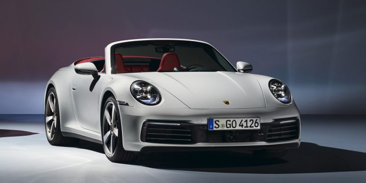 Entry-level 2020 Porsche 911 Carrera added to range