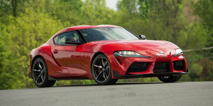 BMW M3's new inline-6 could power a hotter Toyota Supra, but not likely