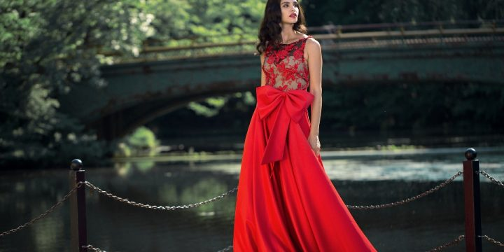 The Perfect Evening Dress For Your Physique
