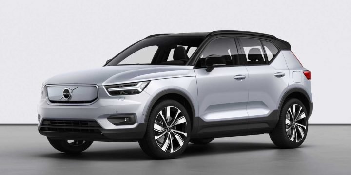 2021 Volvo XC40 Recharge, company's first EV, costs $53,990